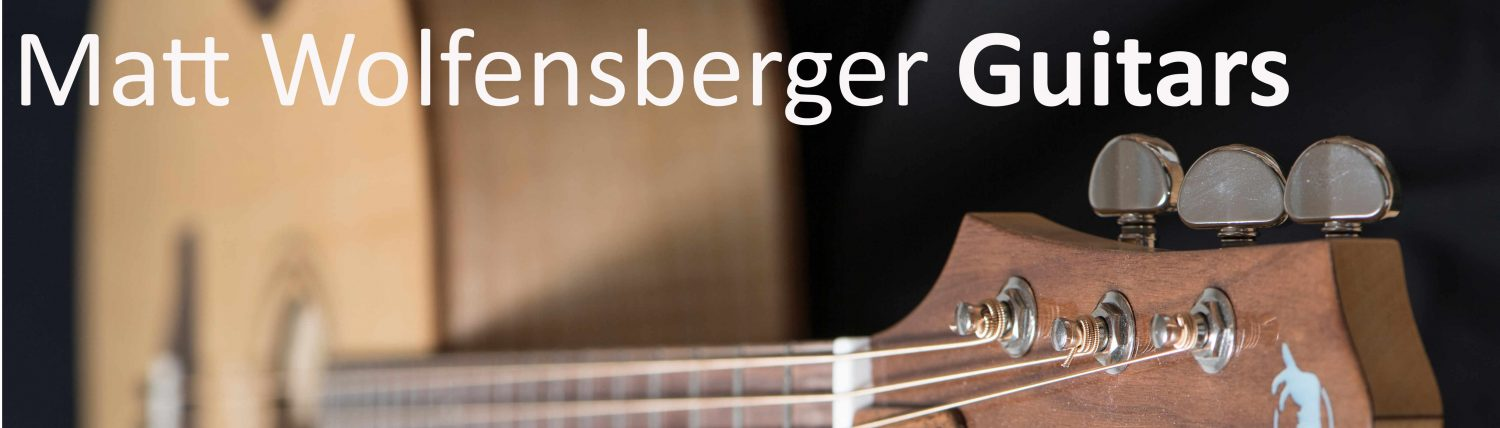 Matt Wolfensberger Guitars